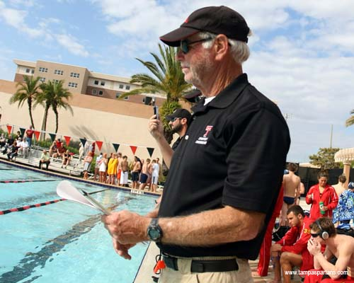 Ed Brennan Earns SSC Coach of the Year Honor as Five Female Swimmers Honored