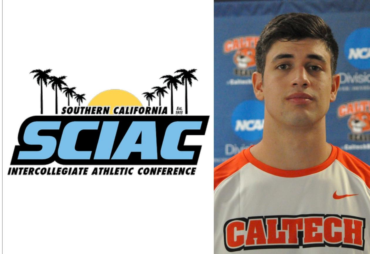 Al-Rayes Named SCIAC Athlete of the Week