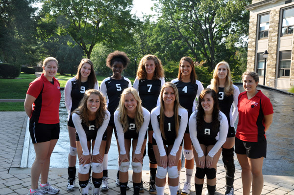 Volleyball goes 1-1 at Stockton Osprey Classic