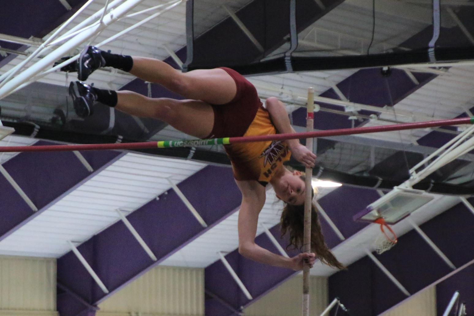 Women's Track Strong at Mount Union