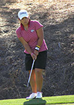 Women's Golf Battles Elements In First Two Rounds of the Boise State Bronco Invitational