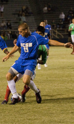No. 13 UCSB Battles No. 7 UC Irvine to Scoreless Draw
