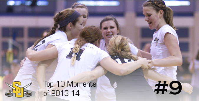 No. 9: Pirate volleyball earns 9th straight NCAA Tournament bid