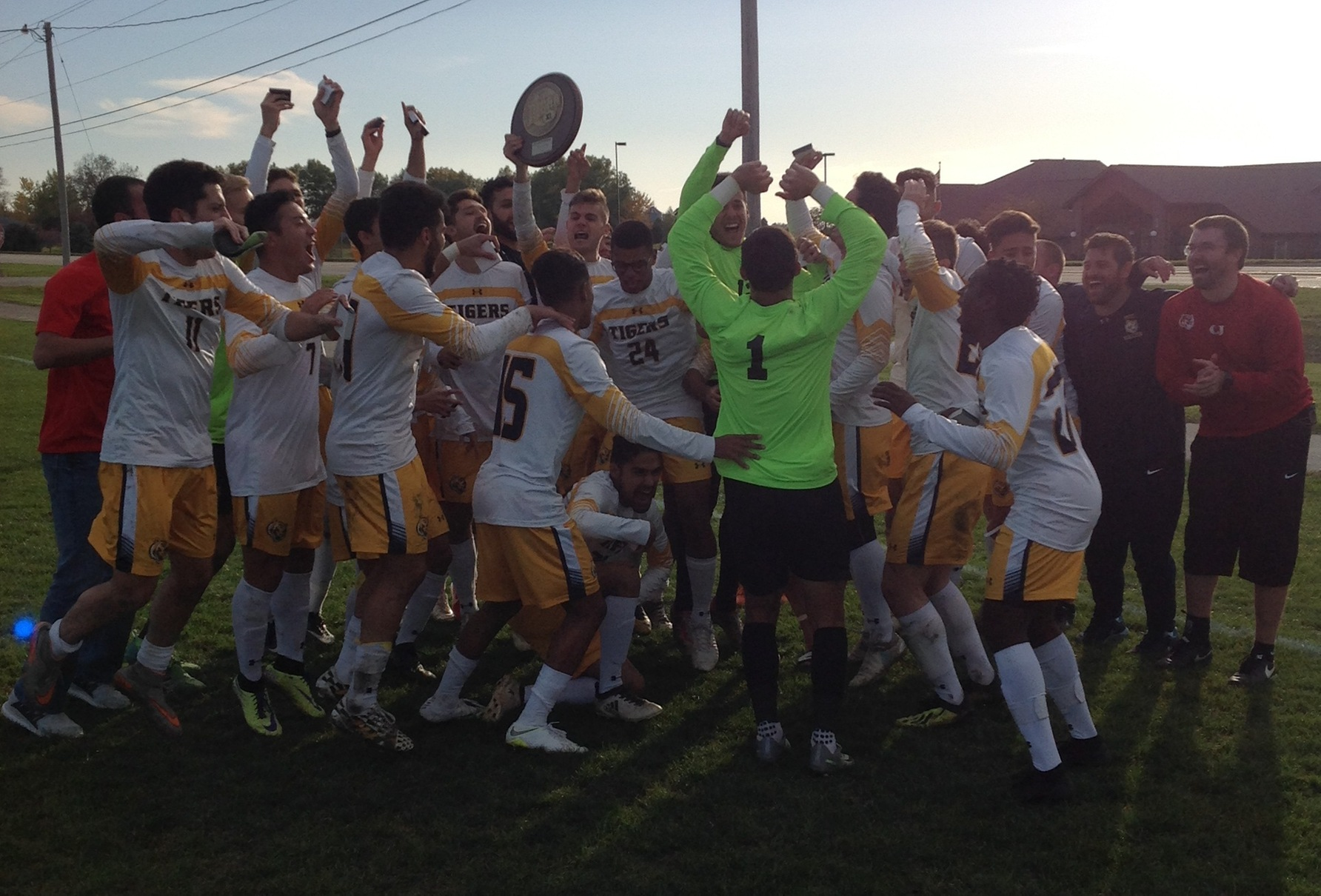 Tigers Secure Region XI Championship in Overtime Thriller