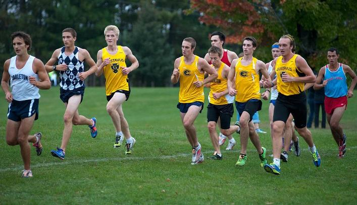 Men's Cross Country Finishes Third at Luther JV Cup