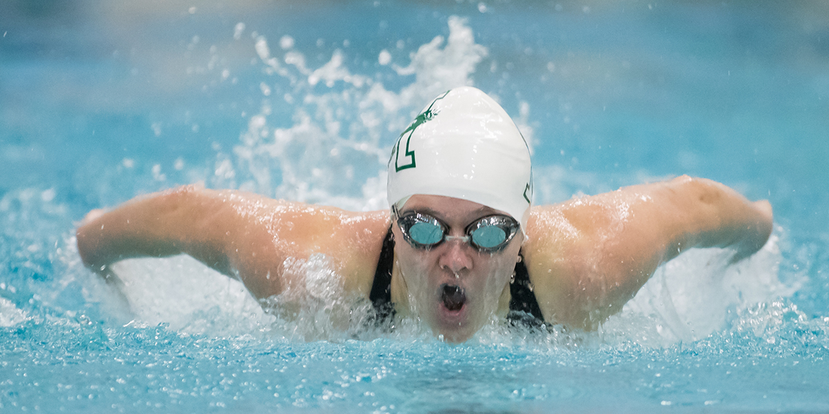 Women's Swimming & Diving Come Home with a 16th Place Finish at the 2019 NEISDA Championship