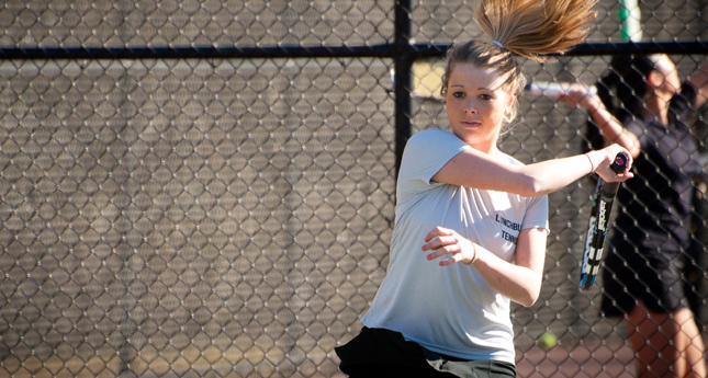 LC Women's Tennis Edges Emory & Henry 5-4