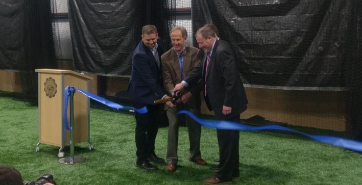 Catalyst Sports Training Center officially open