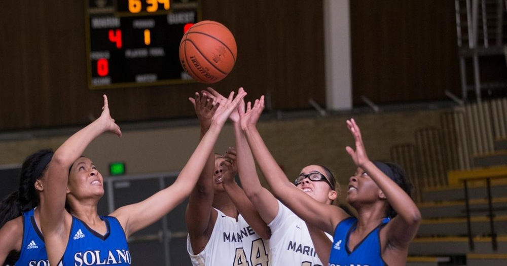 Mariners Women's Basketball Completes Season Sweep Of Mendocino 80-52