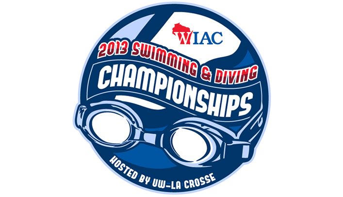 Alex Card Wins Swimmer of the Meet at WIAC Championship