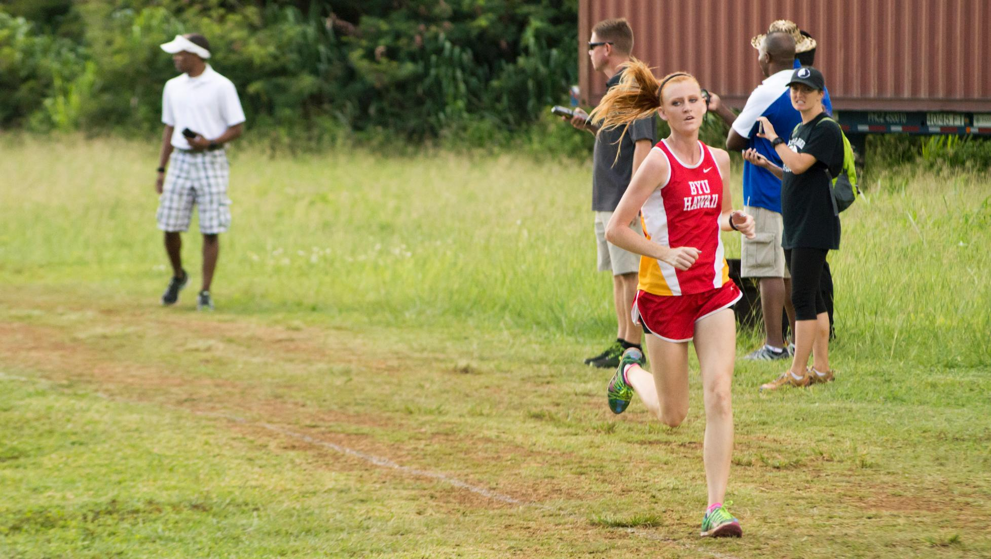 Horrocks leads Seasiders in opening meet