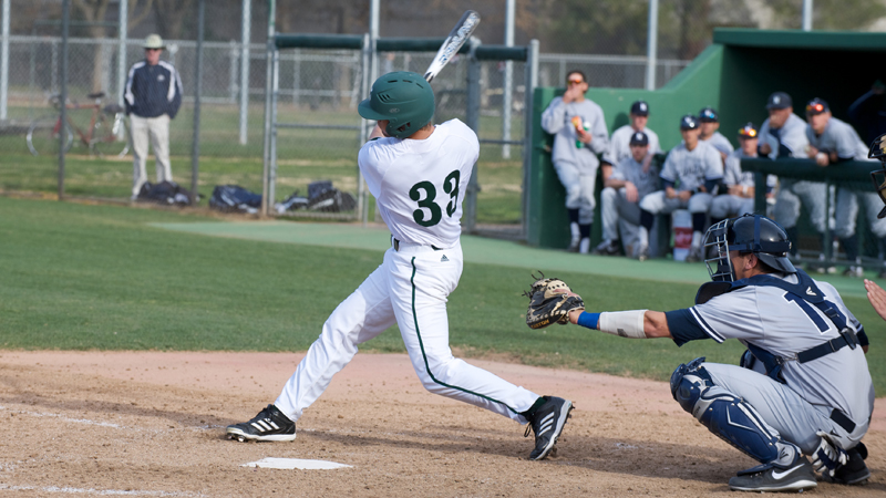 BASEBALL EARNS SECOND WIN OVER UC DAVIS THIS SEASON