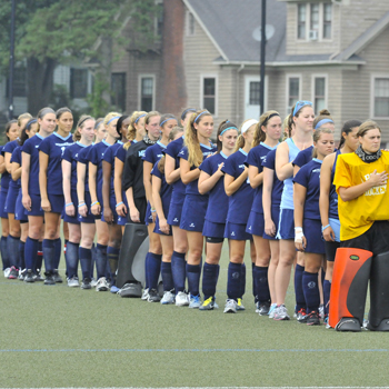 Field Hockey Breaks Into National Rankings