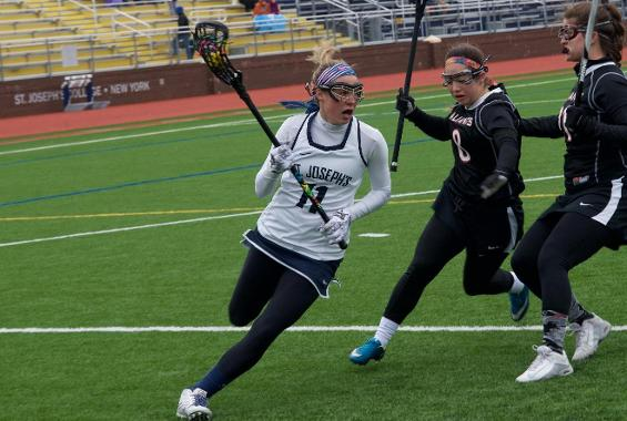 Hartwick Outlasts Women's Lacrosse on Sunday
