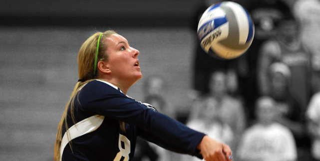 Trudon Receives CCC Libero of the Week Honors