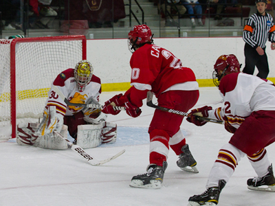 Ferris State Claims 3-2 Shootout Victory Over #1 Miami