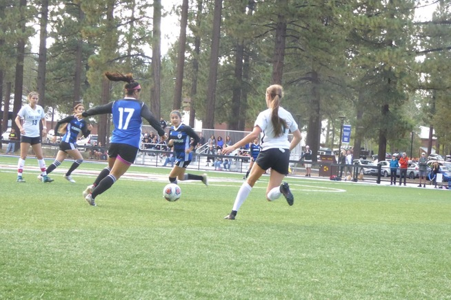 The Falcons were held to a scoreless tie against Lake Tahoe