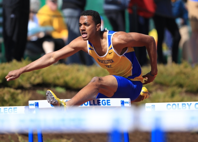 Gibson Sprints To All-American Accolades In 110 Meter Hurdles At NCAA Outdoors