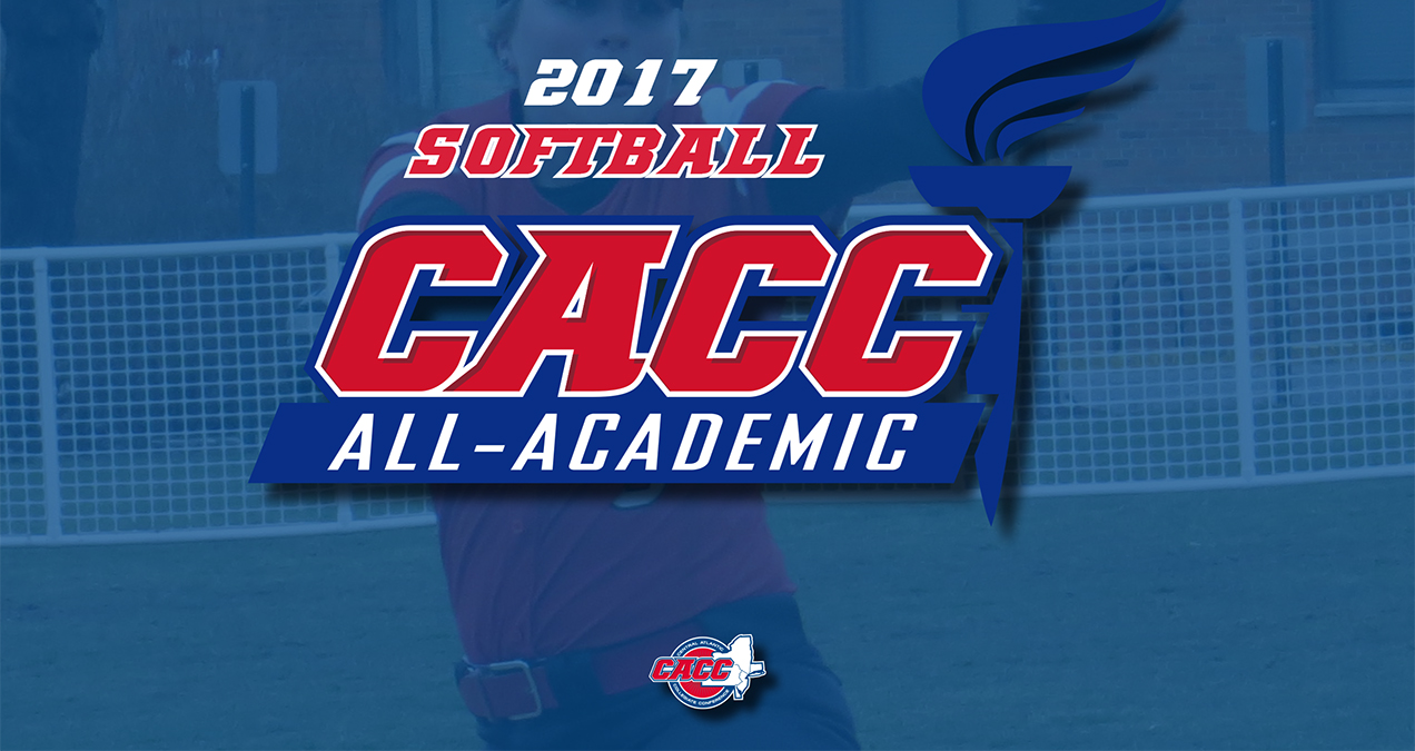 JOINES NAMED TO CACC SOFTBALL ALL-ACADEMIC TEAM