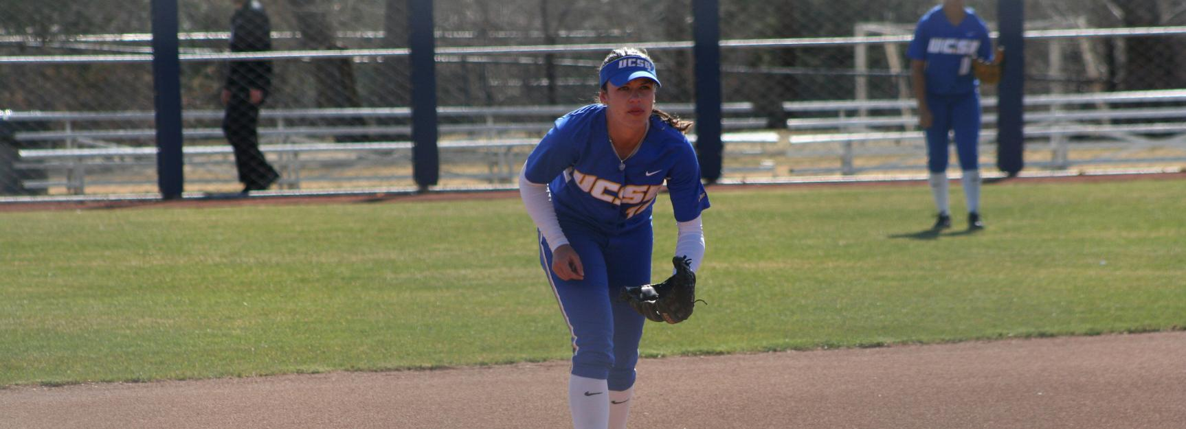 UCSB Drops Both Games in Doubleheader at UCLA