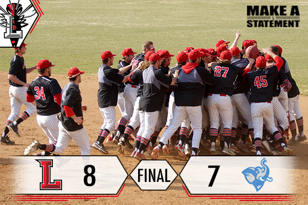 Baseball Takes Down #10 Tufts In Walk-Off Fashion, 8-7