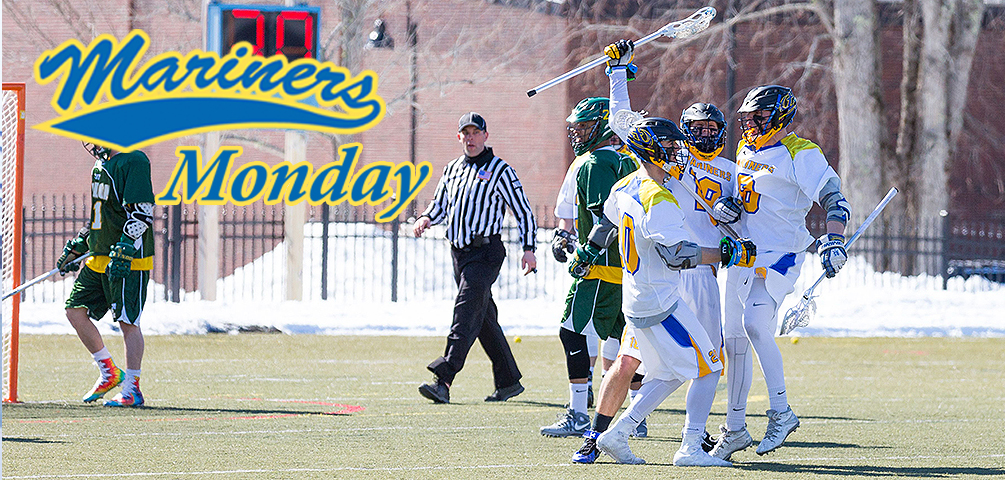 Mariners Monday: Men's Lacrosse