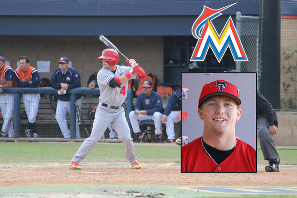 Former Don Cameron Baranek Drafted by the Miami Marlins