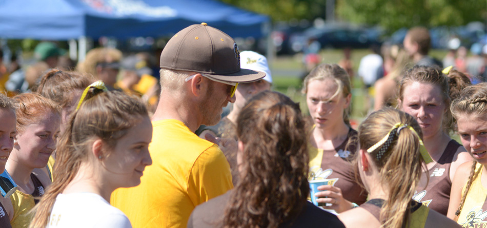 Eby Named USTFCCCA Great Lakes Region Coach of the Year