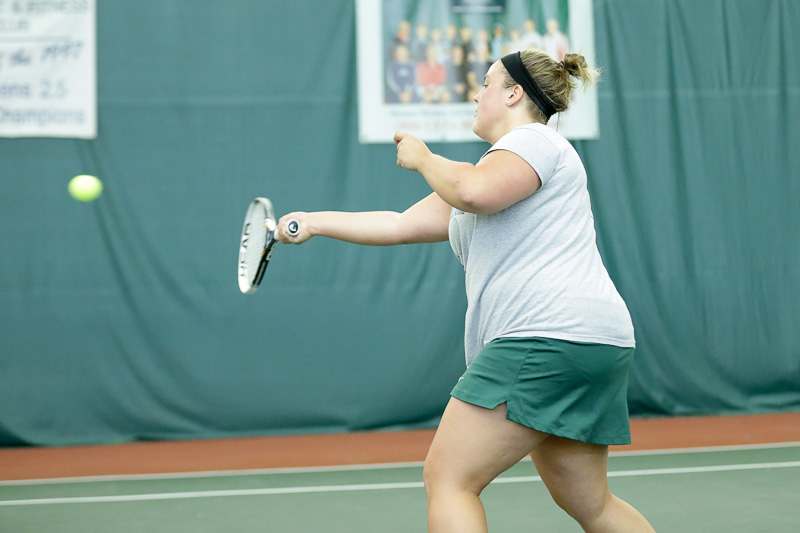 Women's Tennis Falls to Edinboro in First Spring Match