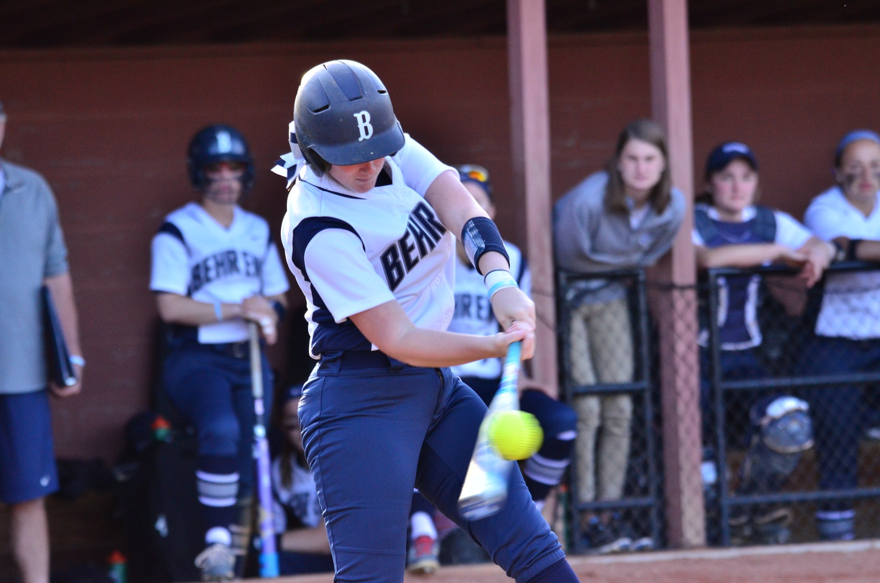 Softball Blanks Dominican; Falls To Carthage