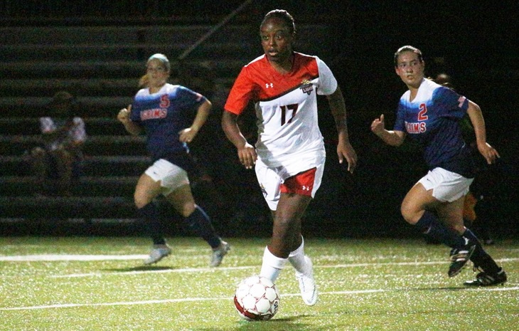 Women's Soccer Endures 4-0 Setback to New England College