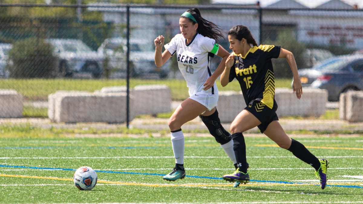 High-Scoring First Half Leads John Jay to Victory Over Women's Soccer