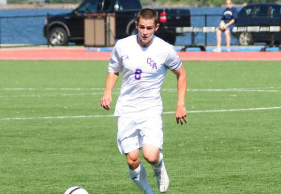 Men's Soccer Tops Mitchell 3-1