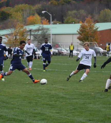 Soccer Bounces Back With A Big Win