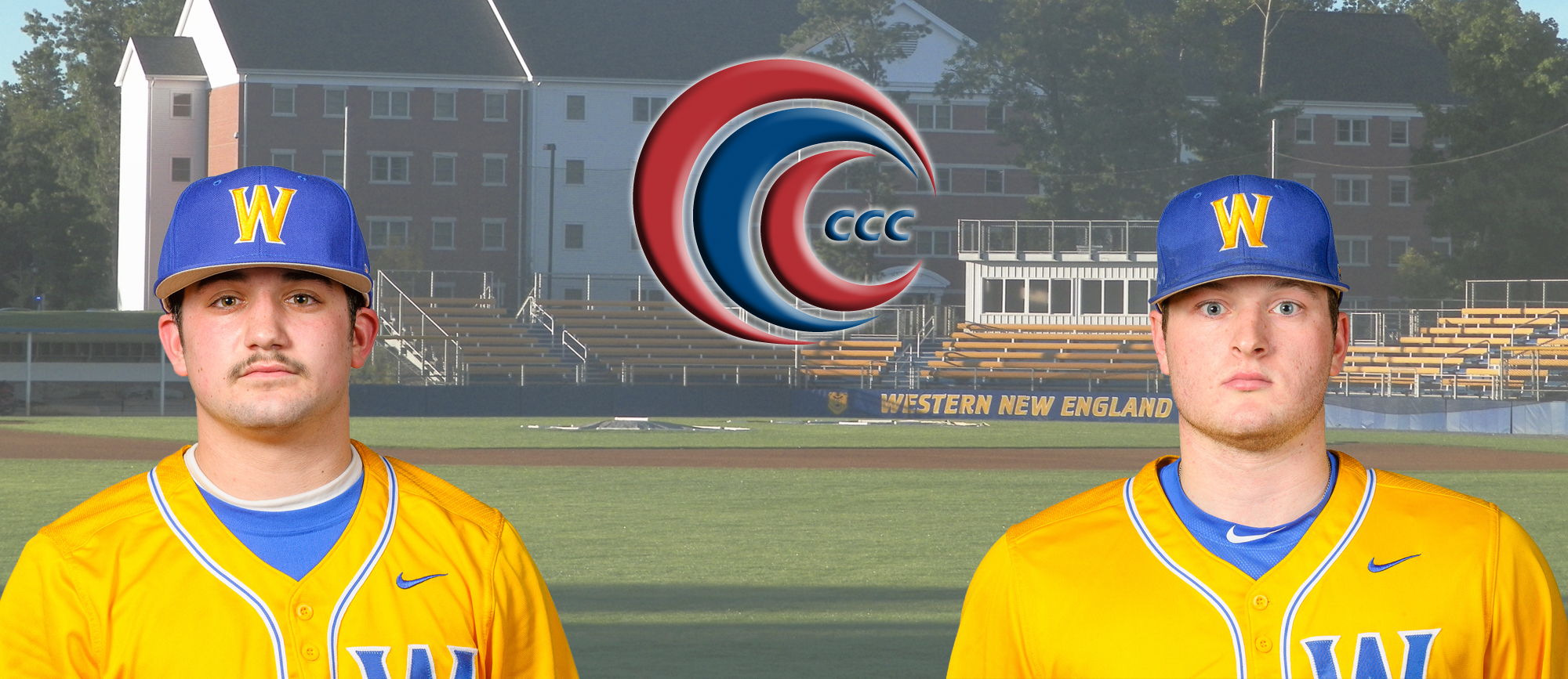Johnson & LaCroix Earn CCC Weekly Baseball Honors