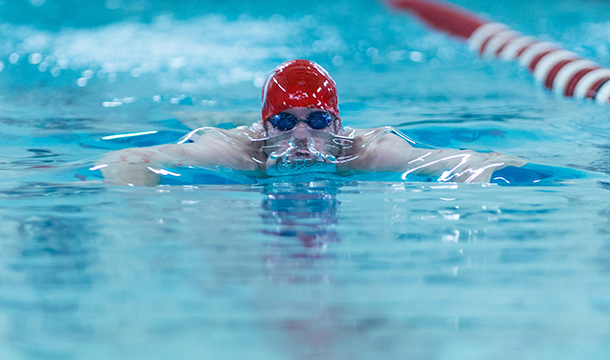 Records Fall On Day Three Of NEWMAC Championships