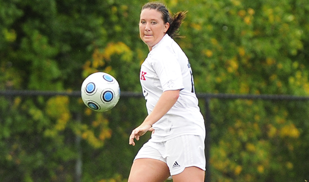 Where Are They Now?: Lorna Lunney, Women's Soccer