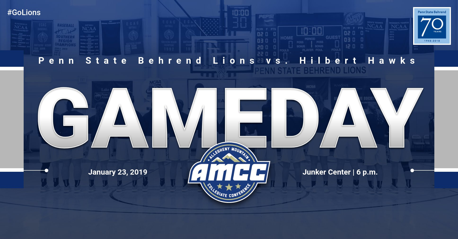 Behrend Takes on Hilbert Wednesday