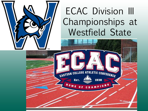 Rams Close Season at ECAC Championships
