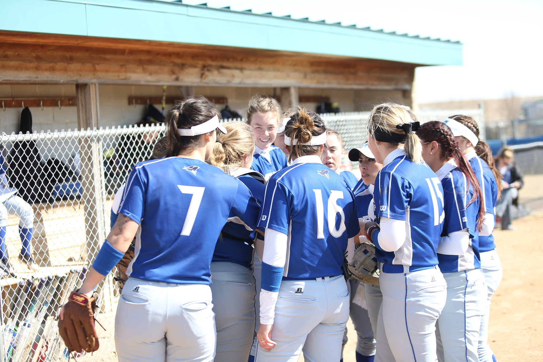 Softball makes schedule changes for the week