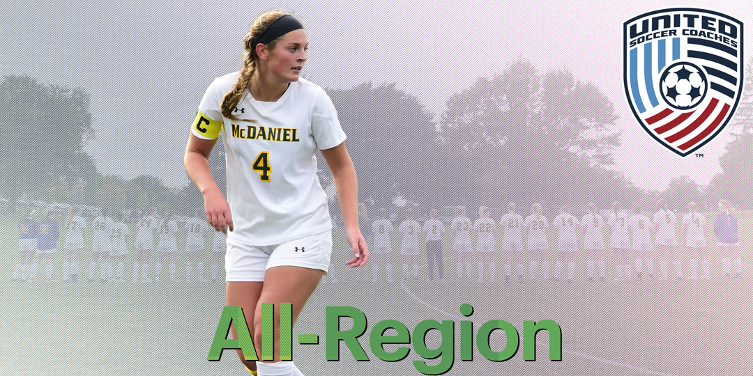 Alyssa Johnston was named all-region by the United Soccer Coaches.