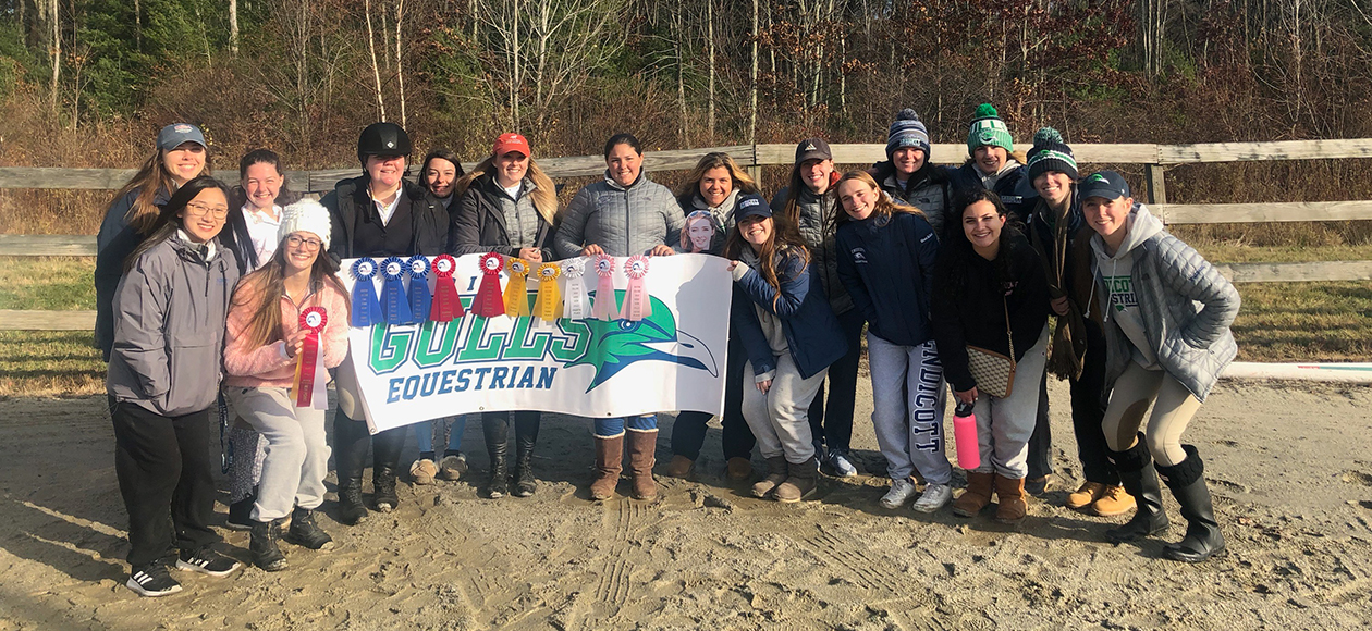 Equestrian Places Fourth Overall At BC Show; Barrow Claims Reserve High Point Rider Honors