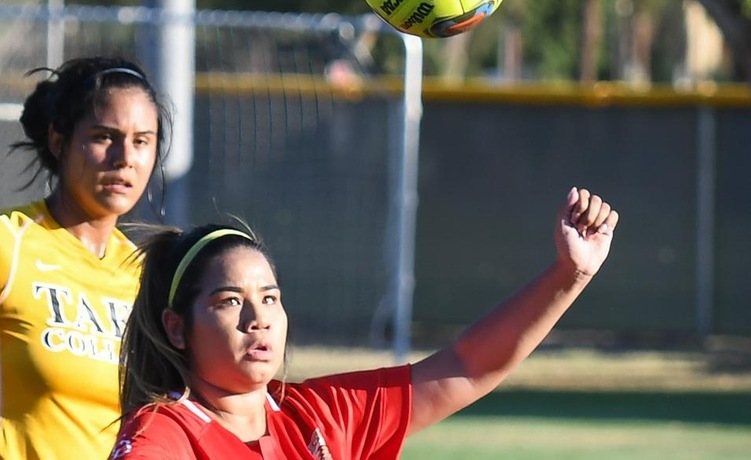 COD Women's Soccer: Rivera earns a hat trick as Desert wins at Imperial Valley, 6-1