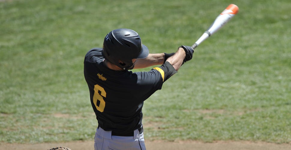 Casali and Corbi Hit Back-to-Back Homers but UMBC Drops Both Games of Doubleheader at Hartford