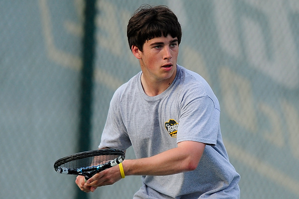 McFall, McCarthy take doubles match