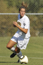 Rachel McKee posted the first multi-goal game by a Retriever since 2009.
