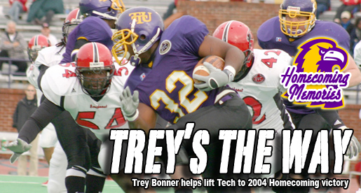 Homecoming Memories: Tech downs  Eastern Illinois in '04 overtime thriller