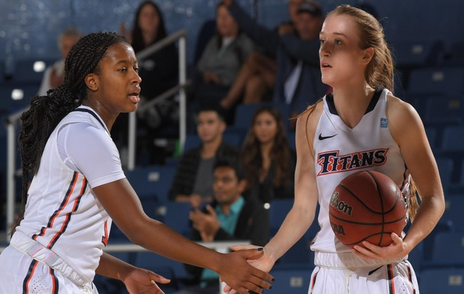 Fullerton Falls Short to UCSB After Battling Back From 18-point Deficit
