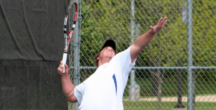 Men's Tennis drops spring opener against St. Mary's