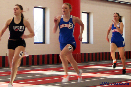 Mauermann runs to NAC Women's Track & Field Award